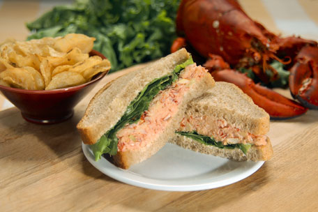 Lobster Sandwich